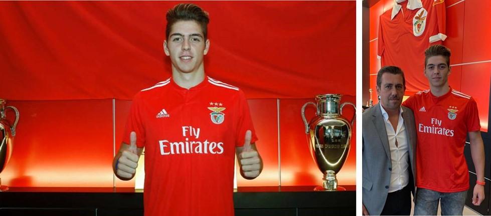 Isailovic reforça Benfica
