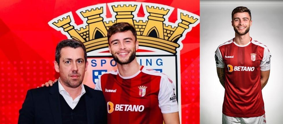 SC Braga contrata Bruno Wilson