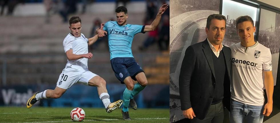 João Santos ruma ao Vitória Sport Clube